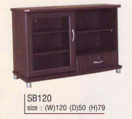 ไซด์บอร์ด วางโทรทัศน์ รุ่น SB120