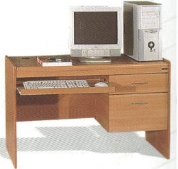โต็ะคอมพิวเตอร์แบบมีลิ้นชักข้าง