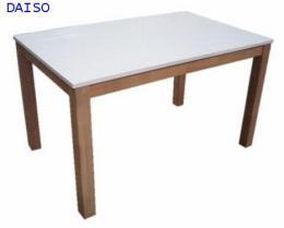 โต๊ะทานข้าวไม้ยางพารา