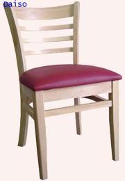 เก้าอี้ร้านอาหารไม้ยางพารา