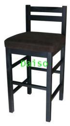 เก้าอี้เคาน์เตอร์ไม้