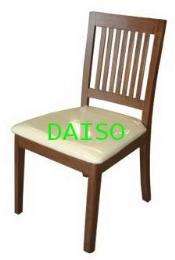 เก้าอี้อาหารไม้ยางพารา
