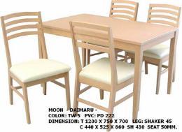 โต๊ะเก้าอี้อาหาร