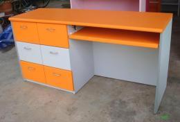 โต๊ะไม้สำนักงาน PKI-7-7