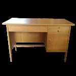 โต๊ะขาเหลี่ยมบังหน้า