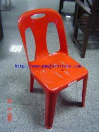 เก้าอี้พลาสติก หลังทึบเกรด A