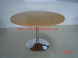 โต๊ะประชุม + โต๊ะต้อนรับ Top หนา 28 มิล.