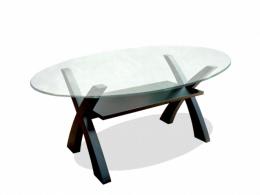โต๊ะกลางวงรี X-Tea