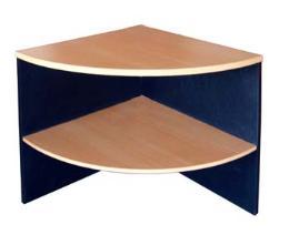 โต๊ะเข้ามุม 60x60 ซม