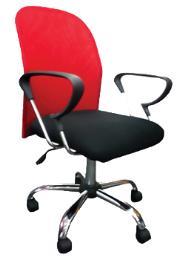 เก้าอี้สำนักงานหลังเน็ท