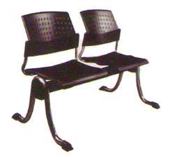 เก้าอี้แถวพักคอย 2 ที่นั่ง