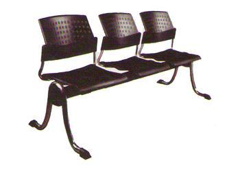 เก้าอี้แถวพักคอย 3 ที่นั่ง
