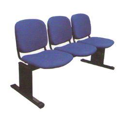 เก้าอี้พักคอย 3 ที่นั่ง