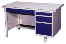 โต๊ะสำนักงานเหล็ก 4 ฟุต