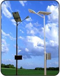ชุดโคมไฟถนนพลังงานแสงอาทิตย์
