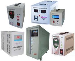เครื่องรักษาระดับแรงดันไฟฟ้า Single Phase Voltage