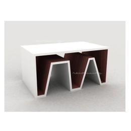 โต๊ะกลาง สำหรับชุดโซฟารับแขก CF-01Kudo