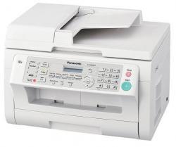 โทรสารกระดาษธรรมดา ระบบเลเซอร์มัลติฟังก์ชั่น KX-MB2025CXW