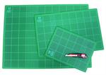 แผ่นยางรองตัด ดาฟ่า Dafa Cutting Mat 22 x 30 ซม. (530-6570)