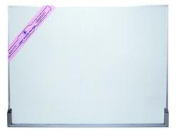 กระดานไวท์บอร์ด ขอบอลูมิเนียม 90×180 cm.กรอบใหญ่ชนิดแม่เหล็