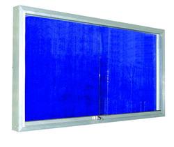 ตู้ประกาศบุกำมะหยี่ Bulletin Board 60x90cm.