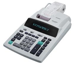 เครื่องคิดเลข Casio DR-120HT Printing