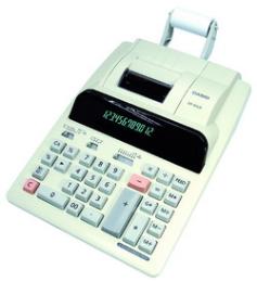 เครื่องคิดเลข Casio DR-120 LBWE Printing