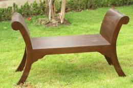 เก้าอี้น้ำชาไม้สัก หรือเก้าอี้สนาม