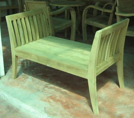เก้าอี้น้ำชาไม้สัก เก้าอี้นั่งเล่นไม้สัก
