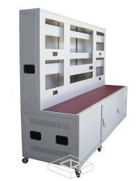ตู้ CONSOLE , ตู้ CCTV สำหรับติดตั้ง 10 LCD TV