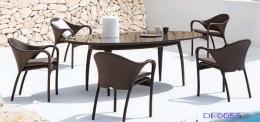 ชุดโต๊ะอาหาร  รุ่น DI-0055