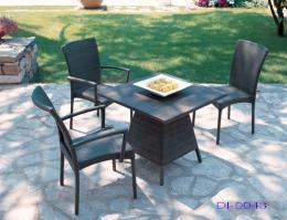 ชุดโต๊ะอาหาร  รุ่น DI-0043