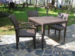 ชุดโต๊ะอาหาร  รุ่น DI-0003