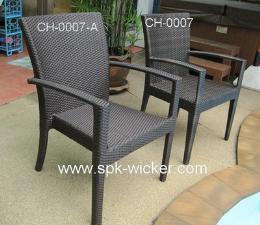 เก้าอี้ รุ่น CH-0007 , CH-0007-A