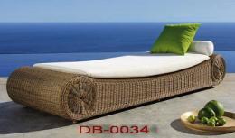 เตียงสระน้ำ,เตียงชายหาด รุ่น DB-0034