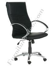 เก้าอี้พนักพิงสูง CA 777A หนัง PVC