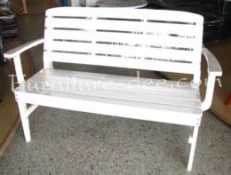 เก้าอี้สนาม สีขาว