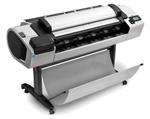 เครื่องถ่ายเอกสาร/พิมพ์/สแกน ขนาด 44 นิ้ว ยี่ห้อ HP Designjet T2300 Postscript eMFP