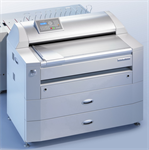 เครื่องถ่ายเอกสาร/เครื่องพิมพ์แบบแปลนย่อ-ขยาย ขนาด A0