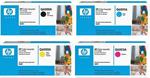 หมึกปริ้นเตอร์เลเซอร์ HP-Q6001A,Q6002A,Q6003A