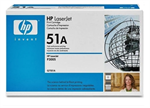 หมึกปริ้นเตอร์เลเซอร์ HP-Q7551A