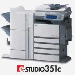 เครื่องถ่ายเอกสารสี Toshiba e-studio 351 C