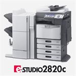 เครื่องถ่ายเอกสารดิจิตอลสี Toshiba e-studio 2820c
