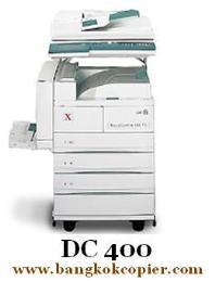 เครื่องถ่ายเอกสาร ระบบดิจิตอล Xerox รุ่น DC400