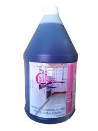 น้ำยาถูพื้นสูตรฆ่าเชื้อโรค แบ่งปัน