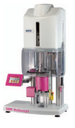 เครื่องวัดอัตราการไหลของพลาสติกแบบ Auto Multi Weight