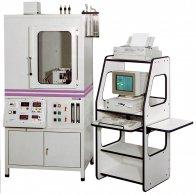 เครื่องทดสอบหาค่าความหนาแน่นของควันในการเผาพลาสติก