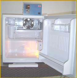 ตู้ควบคุมอุณหภูมิ Storage chamber model. 50 DT