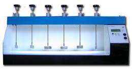 เครื่องกวนทดสอบการตกตะกอน Jar test รุ่น Stirrer 6 P