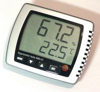 Testo 608-H1,H2.. เครื่องวัดอุณหภูมิและความชื้นสัมพัทธ์